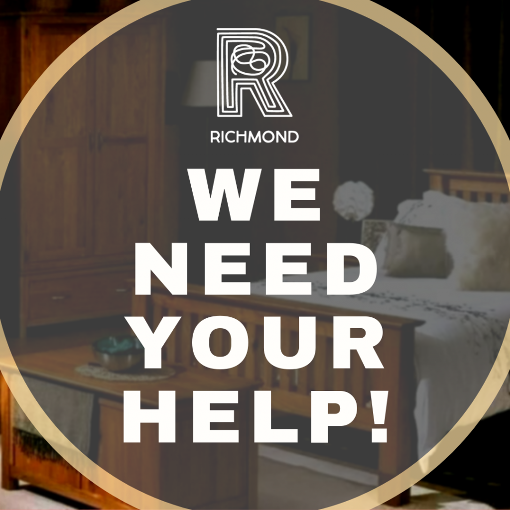 We Need Your Help Richmond Foundation