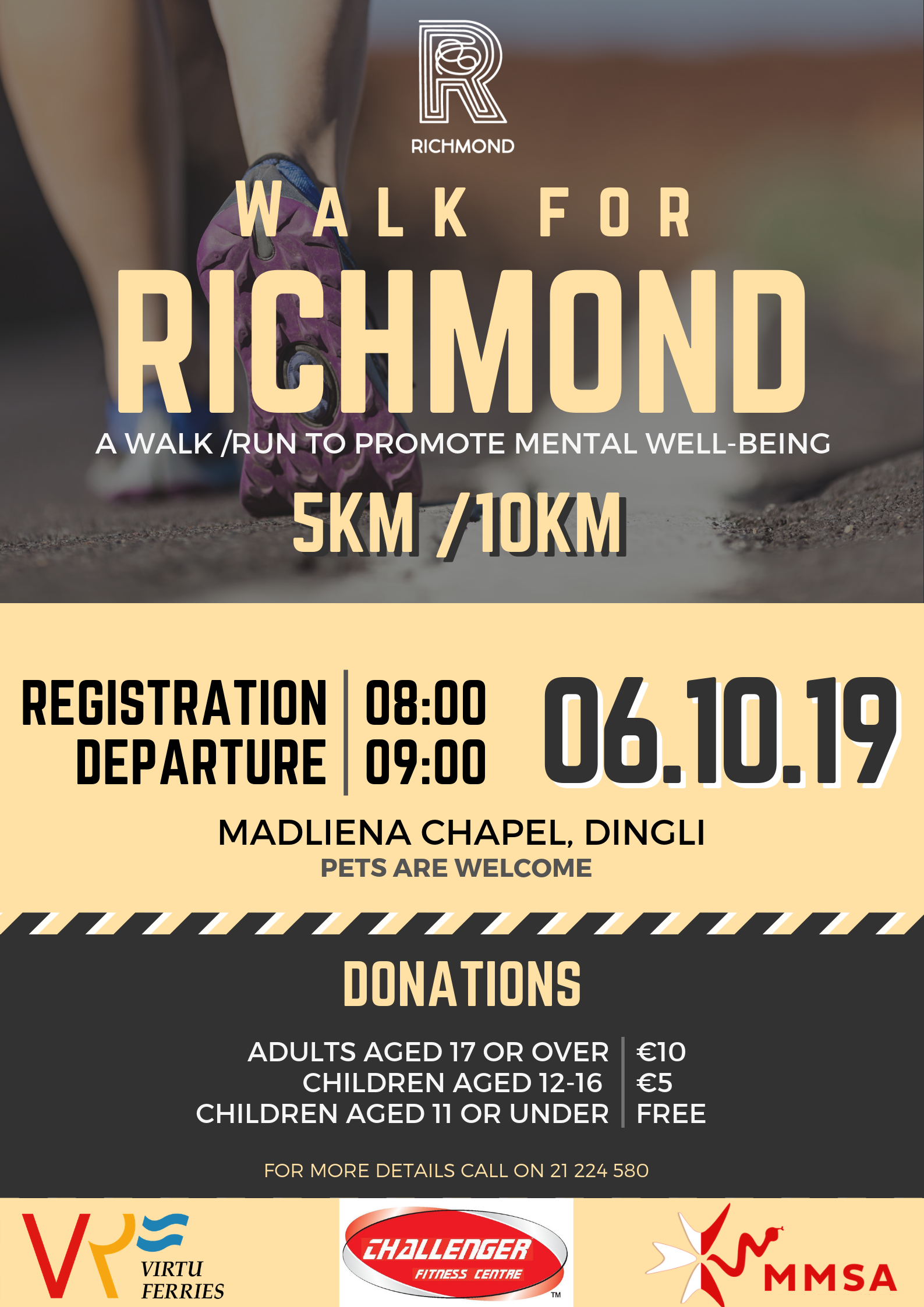 Walk For Richmond