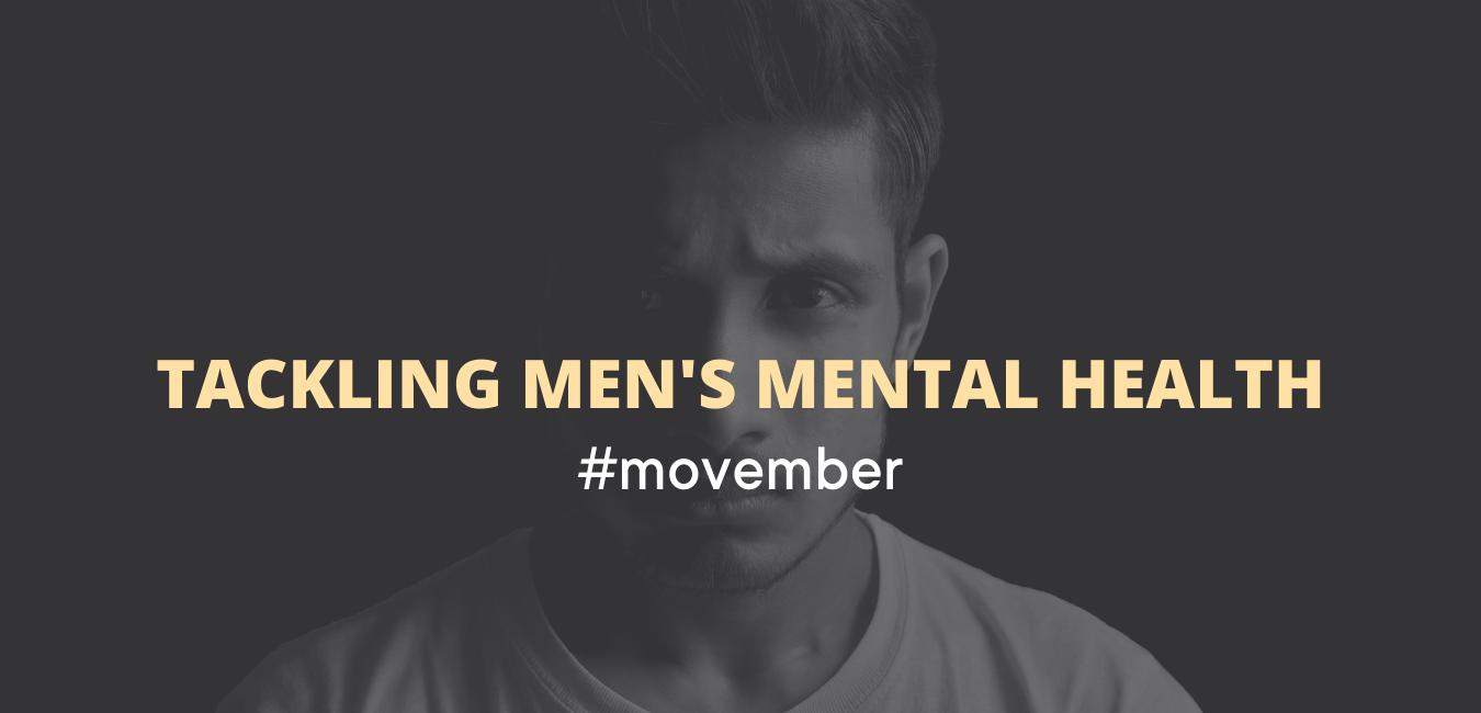 Movember: Tackling Myths Surrounding Men's Mental Health