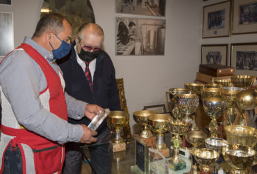 Veteran Sportsman donates entire trophy cache to Richmond Foundation